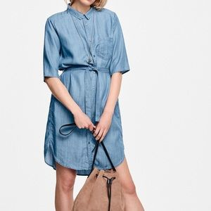 Second Female Sabra Shirtdress